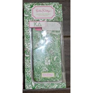 Phone Case iPhone 5 Kappa Delta Koala Shell Roses